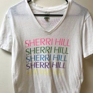 Sherri hill tee